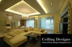 Ceiling Pop Design For Living Room by Ceiling Designs