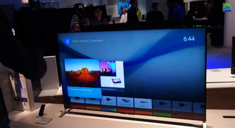 sony android tv mamaktalk ces 2015 on with sony s bravia 900 with android tv