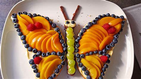 Schmetterling Kuchen Kindergeburtstag