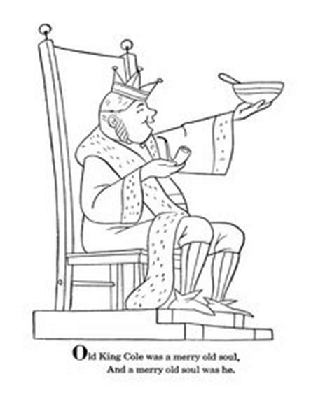 coloring pages of king midas 1000 ideas about nursey rhyme crafts for preschool on