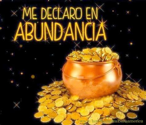 opulencia y abundancia decreto de prosperidad y abundancia luz esperanza del