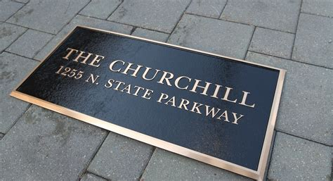 bronze plaques order a cast bronze plaque impact signs