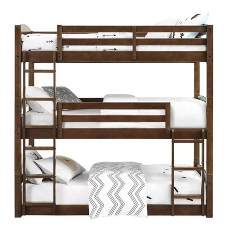 Three Bed Bunk Beds 10 Types Of Bunk Beds Plus 25 Top Picks 2018