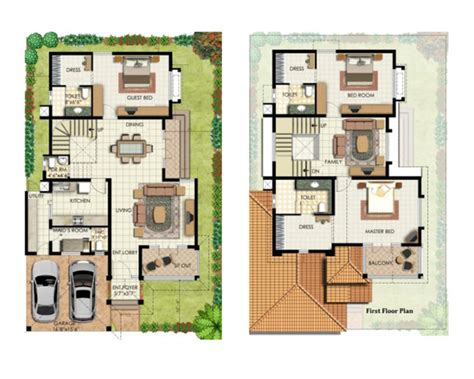 10 Foot By 25 Foot Floor Plan by 40 By 60 House Plan Decorch