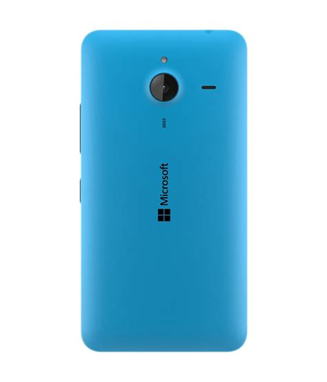 Tutup Battery Microsoft 640xl 1 tommcase back cover for microsoft nokia lumia 640xl blue