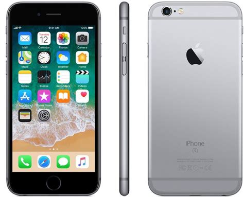 apple iphone 6s 32gb space grey cpo buy in south africa takealot