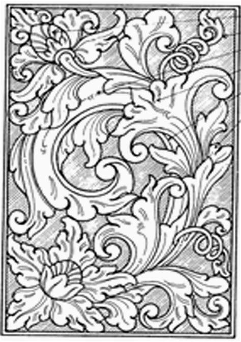 desain gambar mudah contoh sketsa gambar batik related keywords contoh