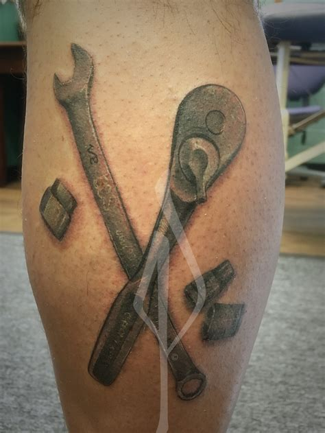 shovel tattoo aloha salt lake tattoos