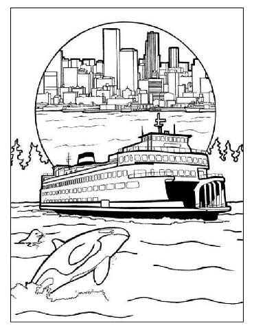 seattle mariners free colouring pages