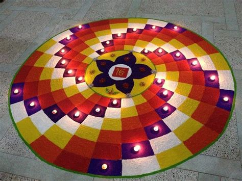 Diwali Decoration Ideas For Home best 25 rangoli designs ideas on pinterest rangoli