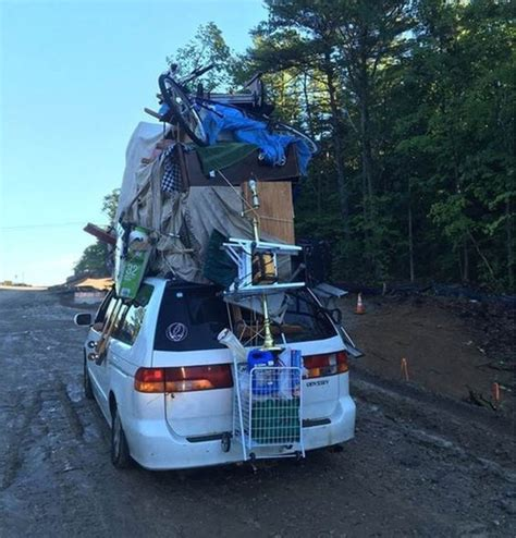 new hshire car reports overloaded car in new hshire prompts warning
