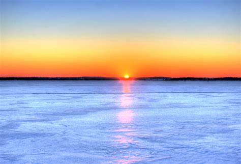 free photos colorful sunset at lake kegonsa state park wisconsin