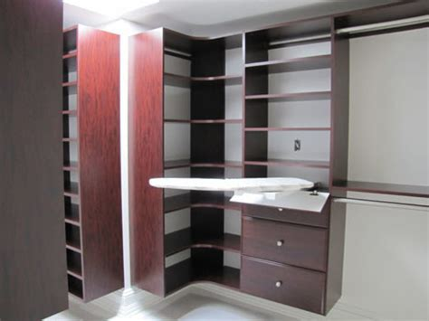 Closet Ironing Board by Walk In Closet Has Fold Away Ironing Board Traditional Closet Providence By Closets Etc