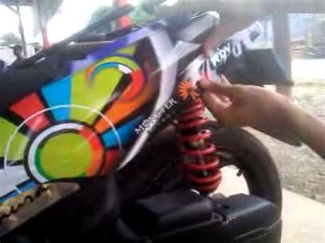 Best Sticker Striping Motor Stiker Mio Sporty Tech3 Spec B Terlaris pemasangan striping atau decal mio sporty