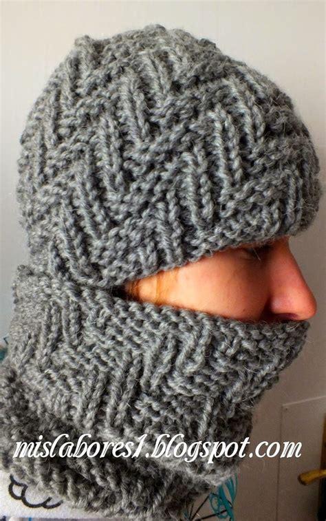 gorrosdos agujas on pinterest tejido tejidos and sombreros resultado de imagen de gorros y bufandas tejidos a dos