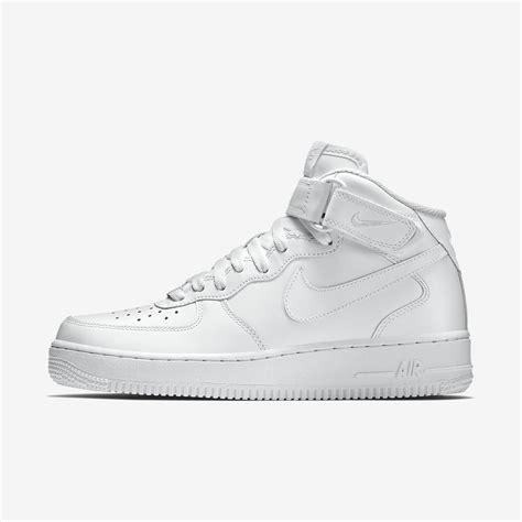 nike air force  mid  mens shoe nikecom gb
