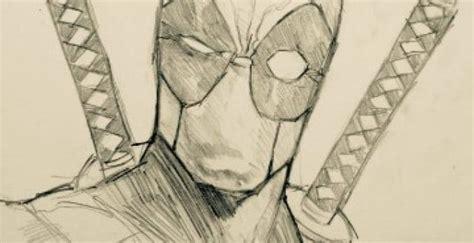 imagenes de wolverine en caricatura a lapiz deadpool dibujo facil imagenes de marvel