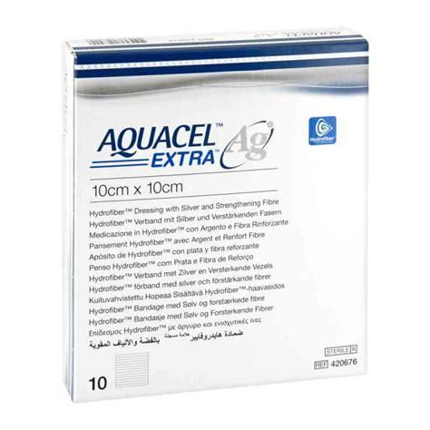 Aquacel Ag By Key Po aquacel ag 10x10 cm kompressen 10 stk