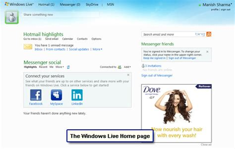 Microsoft Home Page Msn Anciennement Autos Post
