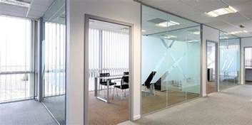 office partitions glass panels o brien 174 glass