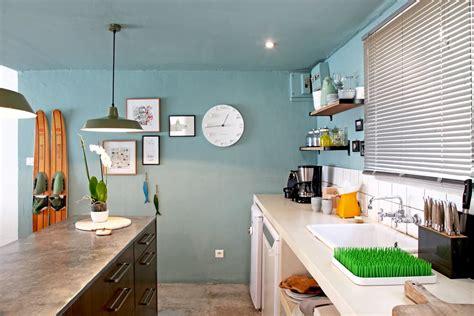 Couleur Tendance Pour Cuisine peinture pour cuisine 5 id 233 es de couleurs tendances en