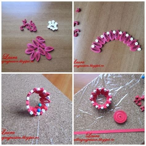 tutorial quilling martisoare quilling my passion tutorial cosulet cu ghiocei quilled