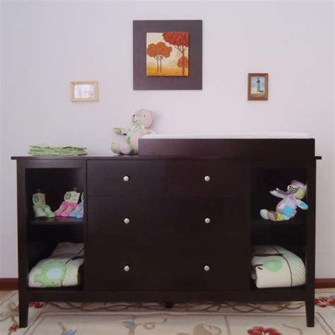 baby change table sale baby change table with chest of drawers shelves buy 30