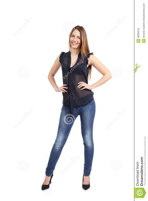 free model stock casual girl by arty monster on deviantart full body portrait of a casual happy woman model standing