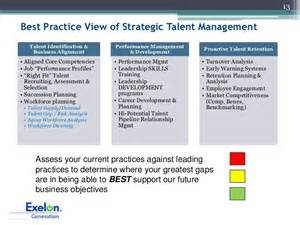 talent management power point presentation