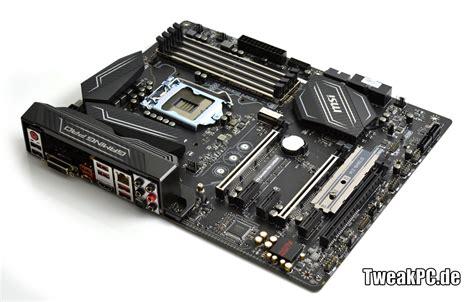 Msi Z270 Gaming Pro Carbon msi z270 gaming pro carbon mit kaby lake i5 7600k i7 7700k