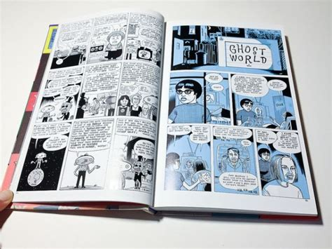 the complete eightball 1 18 it s like the 90s again the complete eightball 1 18 comics anthology by daniel clowes neatorama