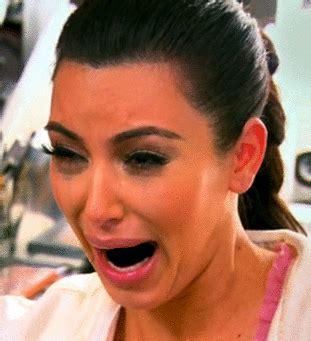kim kardashian crying gifs kim k gif tumblr