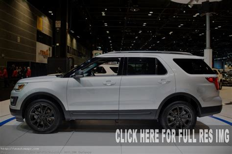 2019 Ford Explorer by 2019 Ford Explorer Availability In Canada 2019 Auto Suv