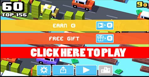 how to get the extra charactors in crossy road crossy road online free now