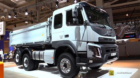 Volvo Truck 2019 Interior by 2019 Volvo Fmx 500 Truck Exterior And Interior