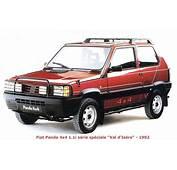 Fiat Panda 4x4 1990 Anglia Car