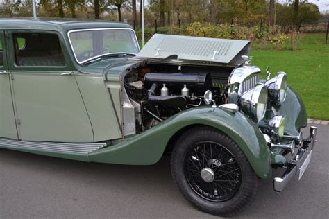 Park Cars Bentley Derby 4 188 Litre Sports Saloon