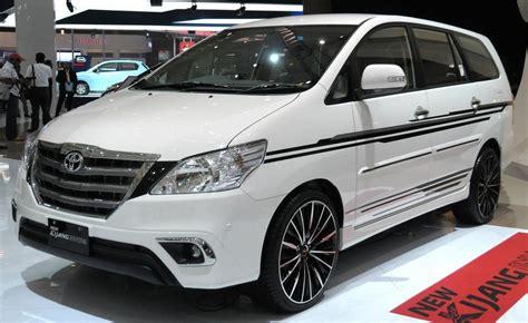 Toyota All New Inova Harga All New Toyota Innova Berbagai Tipe Mobilmo