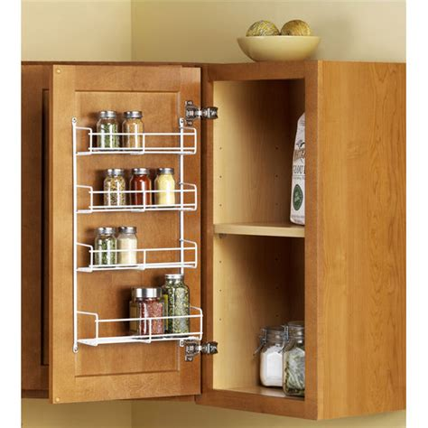 Wire Spice Rack Door Mount by Spice Racks Door Mount Spice Racks Available In 3