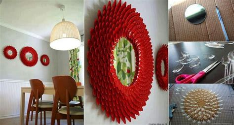 Diy Craft For Home Decor by Diy Crafts Ideas From Recycled Materials