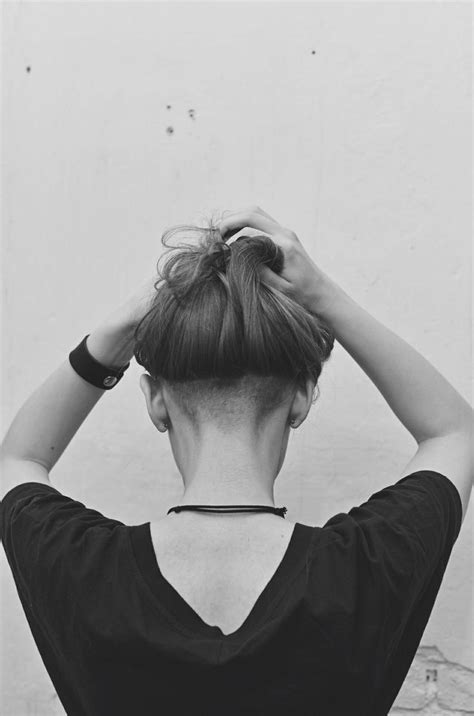 best haircut nape of neck grows up 1000 ideas about growing out undercut on pinterest