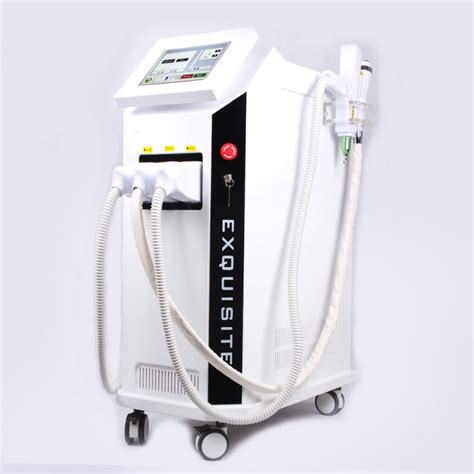 ipl tattoo removal 3in1 e light ipl hair removal yag removal machine
