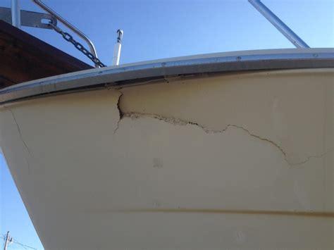 fiberglass boat hull repair cost fiberglass boat repair the hull truth boating and