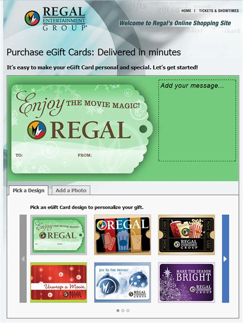 Regal Entertainment Group Gift Cards - regal entertainment group gift card lamoureph blog