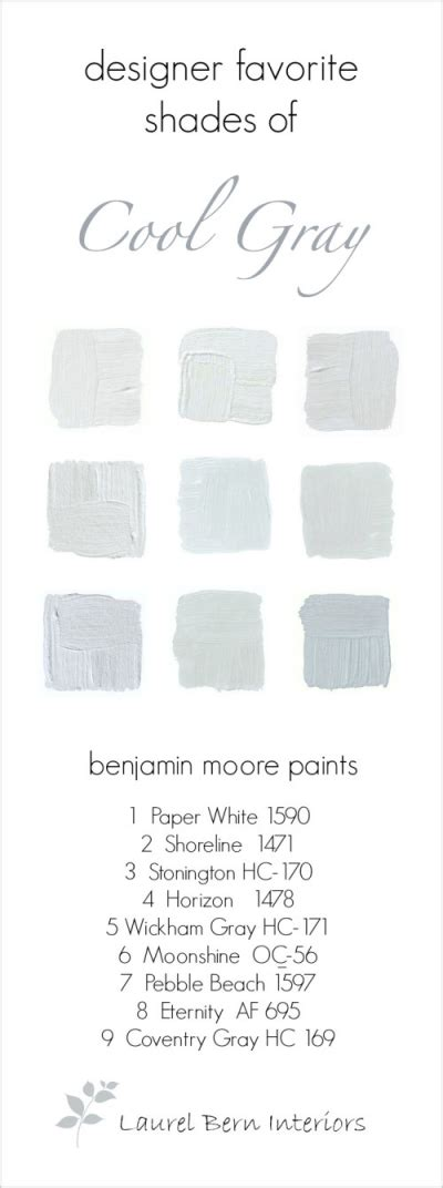 nine fabulous benjamin moore warm gray paint colors 9 fabulous benjamin moore cool gray paint colors laurel home