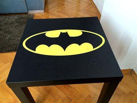 Batman Coffee Table Handmade Batman Coffee Table Gadgetsin
