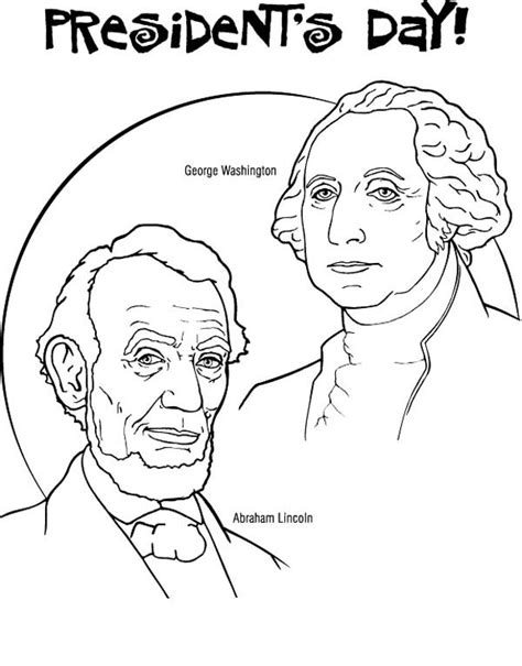 george washington and abraham lincoln for us presidents