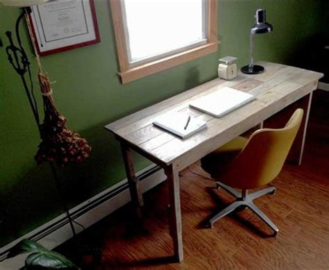 study table ideas pallet table for study pallets designs