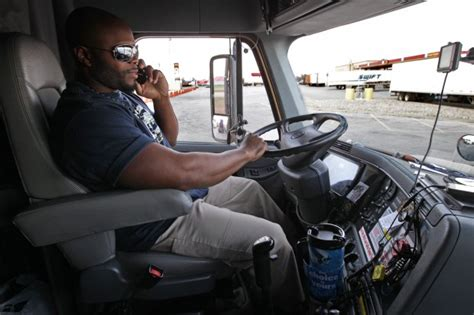 Truck Driving School Felony Record Interstate Truck Drivers Cellphone Ban On Jan 3