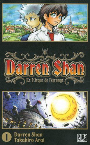 darren shan volume 12 8 mangas viriques